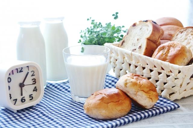 「朝、焼くパンがある」ということ、についての彼女の力説<前半>