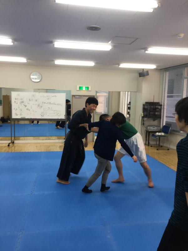 甲野陽紀さんの講座に参加してきました(後編)