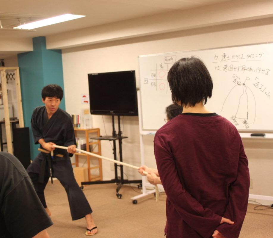 2020年のわき道のメインテーマは「からだに学ぶ」シリーズ!1/27ゲスト:甲野陽紀先生